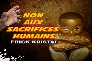 Non Aux sacrifices humains_video-erick kristal